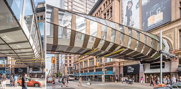 CF Toronto Eaton Centre Wins 2020 International Architecture Award