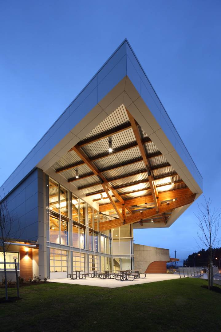 Camosun College - Centre for Trades Education and Innovation