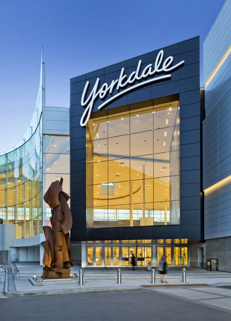 Yorkdale Shopping Centre East Expansion