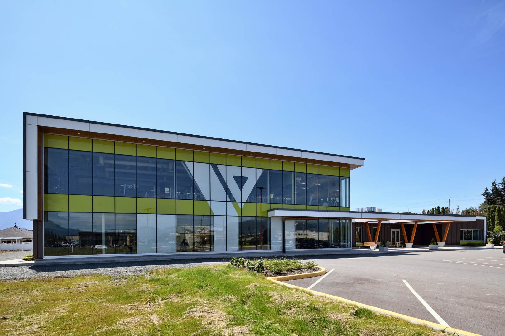 YMCA Chilliwack Revitalization