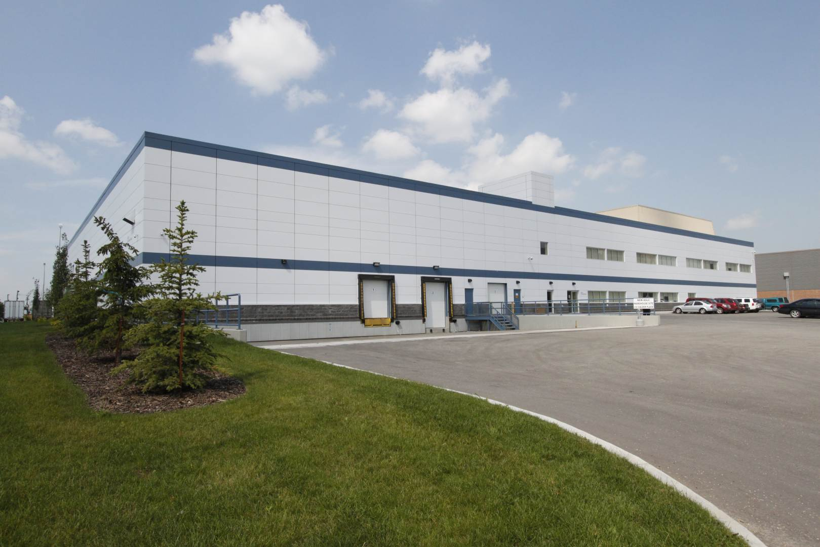 Alberta Gaming and Liquor Commission Warehouse