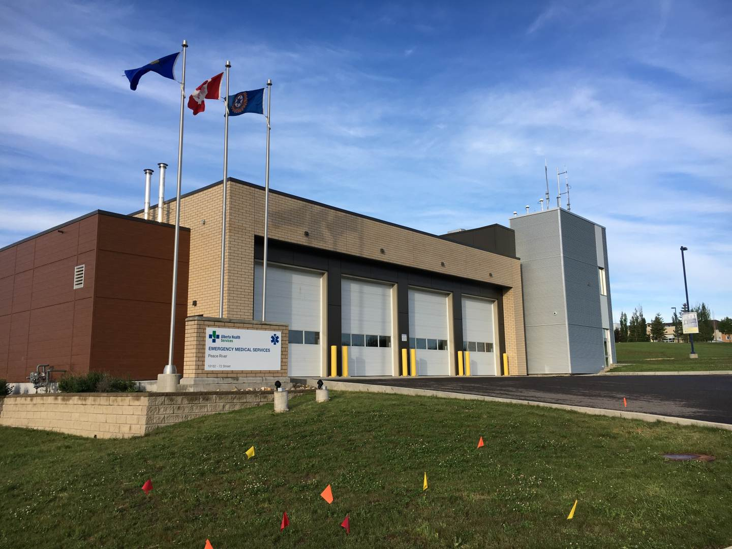 Alberta Health Services EMS Northern Communication Centre
