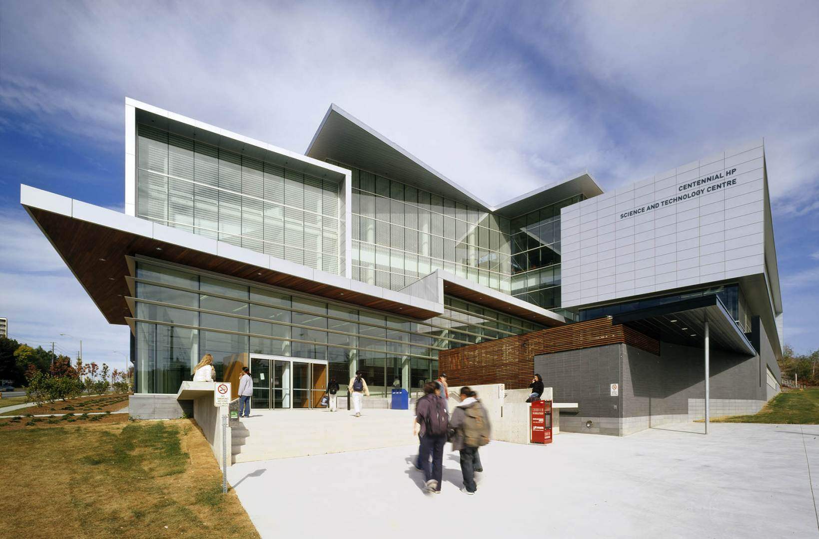 HP Centennial Science and Technology Centre