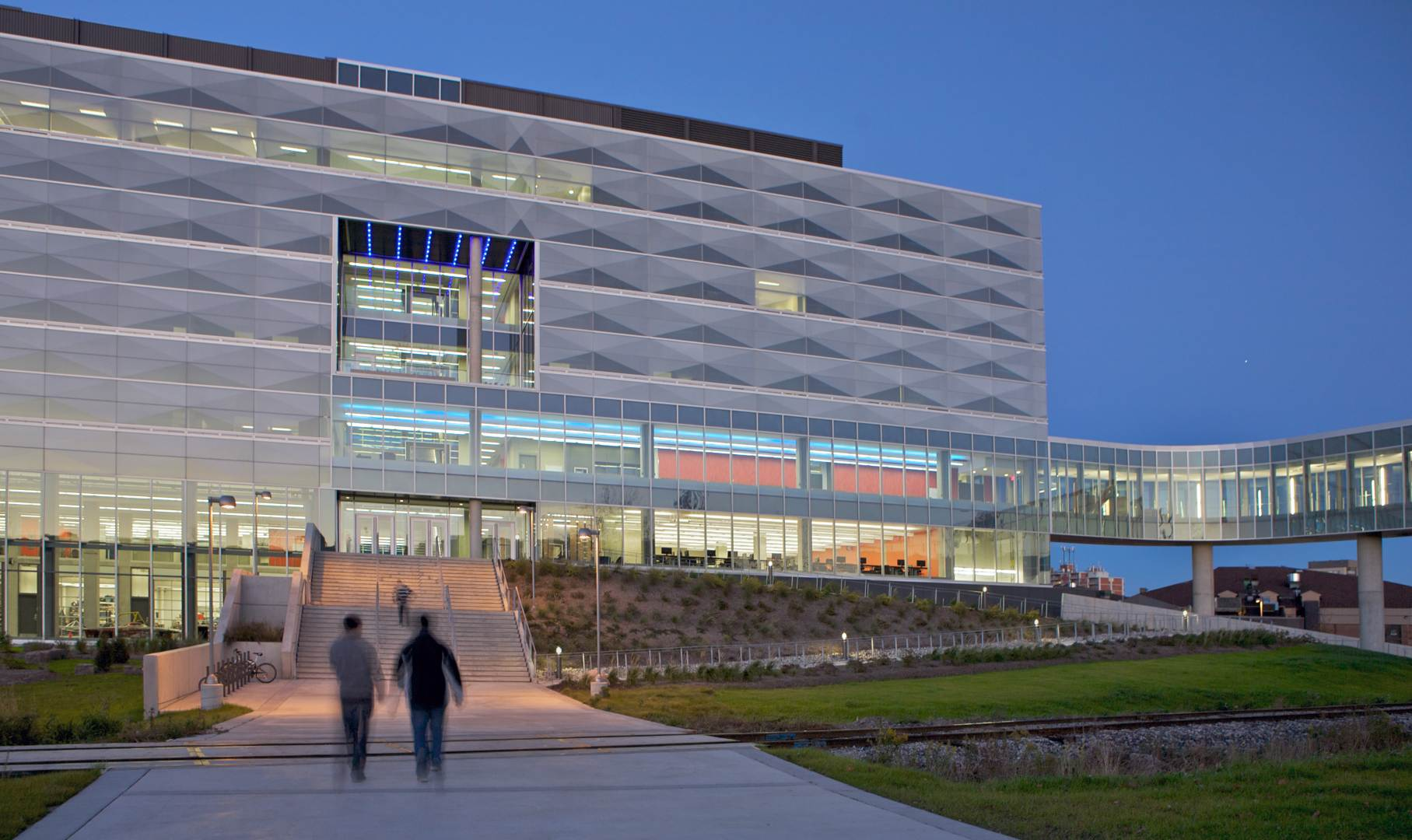 University of Waterloo Engineering V Building