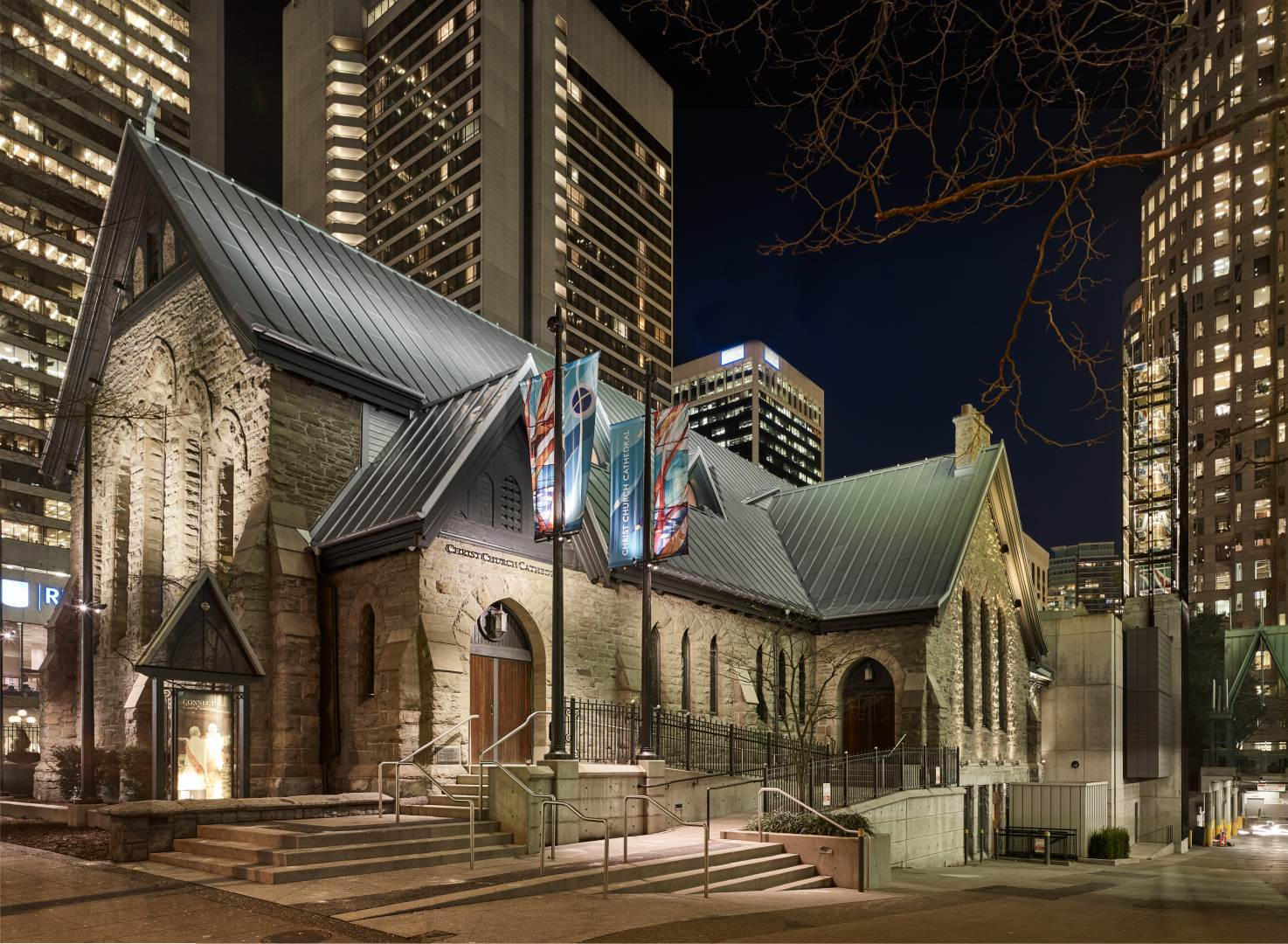 Christ Church Cathedral Renovations and Additions