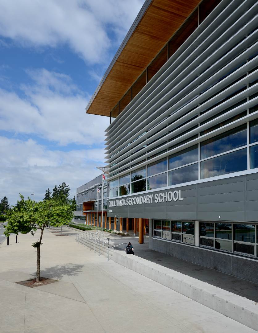 Chilliwack Secondary School