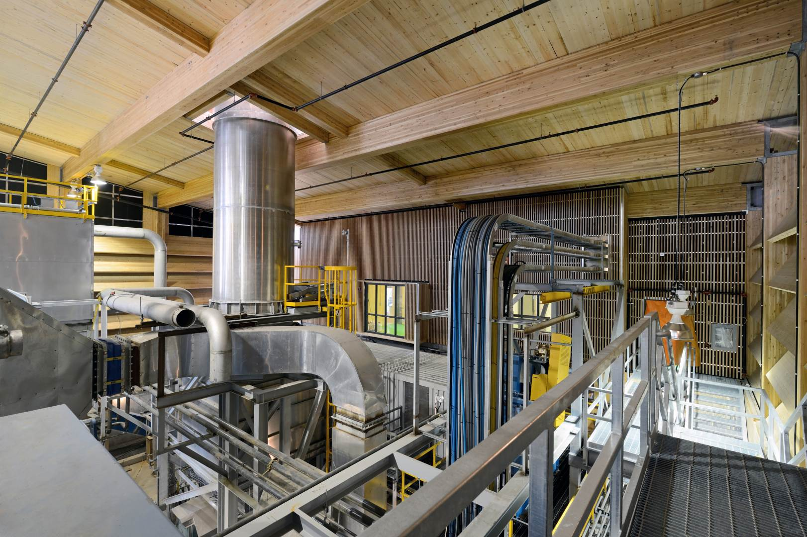 UBC Bioenergy Research Demonstration Facility