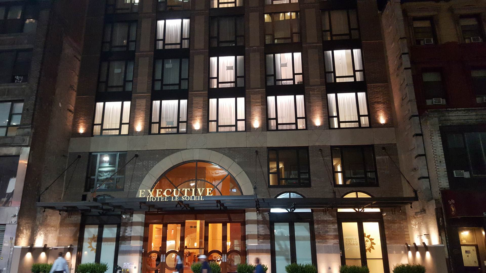 Executive Hotel Le Soleil - New York
